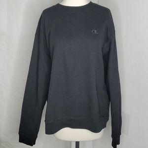 Champion Authentic Crewneck Sweatshirt Sz L